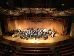 NIU Boutell Concert Hall