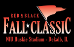 Red & Black Fall Classic Logo