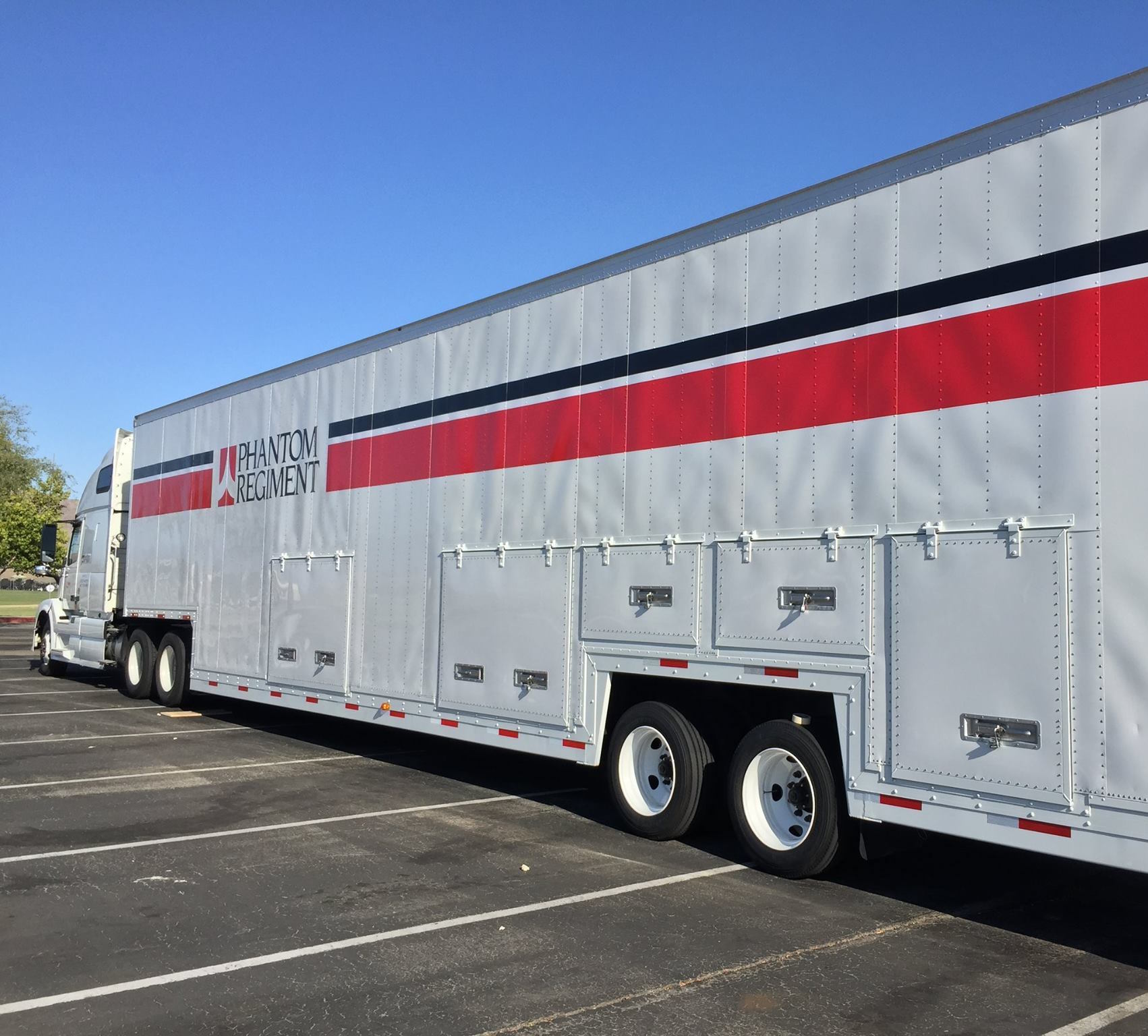 New Equipment Trailer
