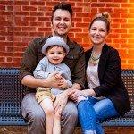 The Huls Family - Joe, Becky, and Henry