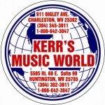 Kerrs Music World Logo DATS