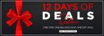 12 Days of Deals Header