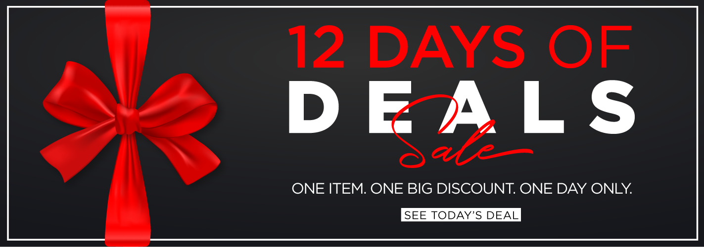 12 Days of Deals Header