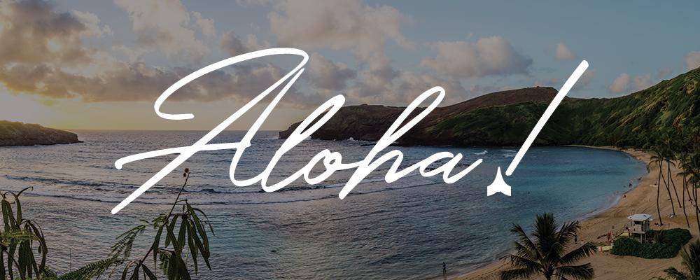 Hawaii Image with Phantom Regiment Chevron