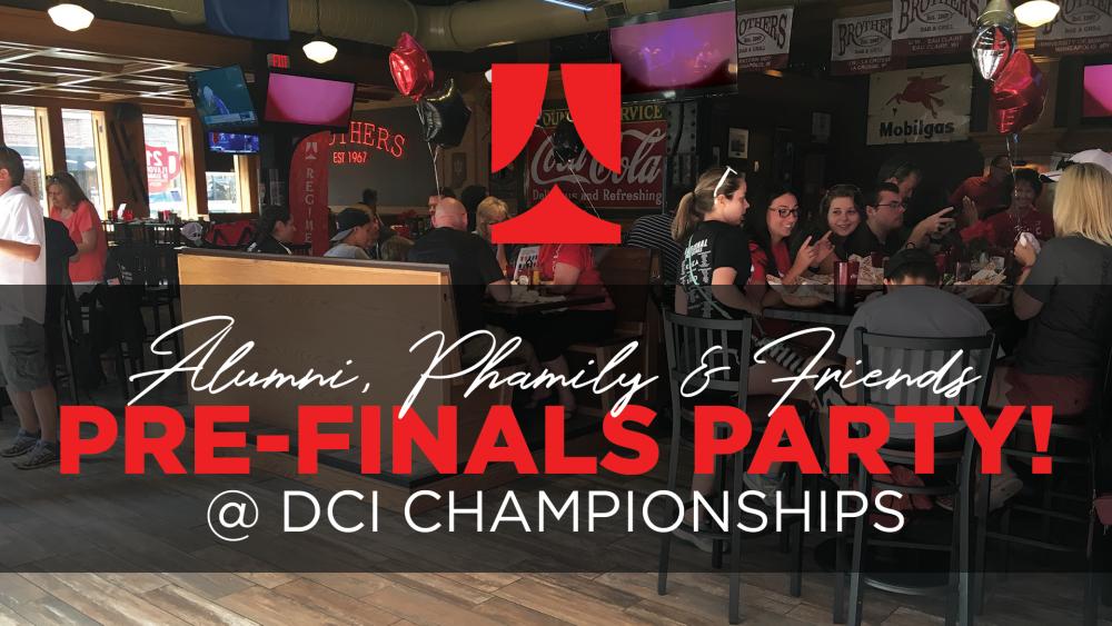 Pre-Finals Party!
