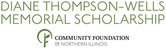 Diane Thompson-Wells Scholarship Logo
