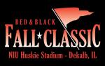 Red & Black Fall Classic Logo