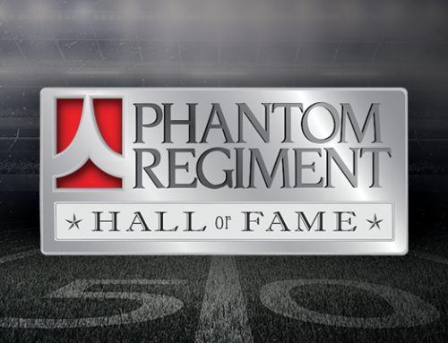 Call for nominations for the 2021 Phantom Regiment Hall of Fame