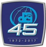 2017 DC I45th Year Logo