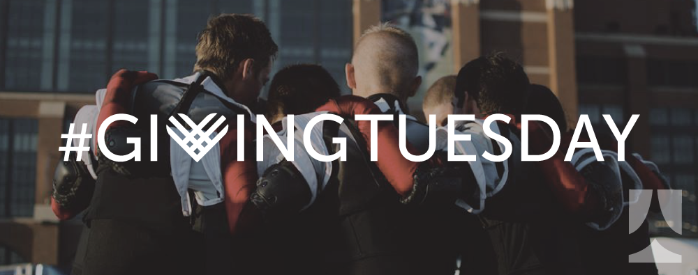 Phantom Regiment Giving Tuesday Header