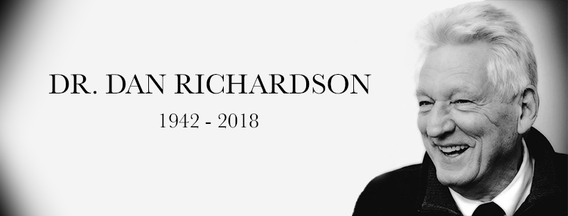 Dr. Dan Richardson 1942-2018