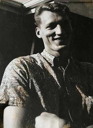 Young Dr. Dan