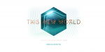 This New World Logo Banner