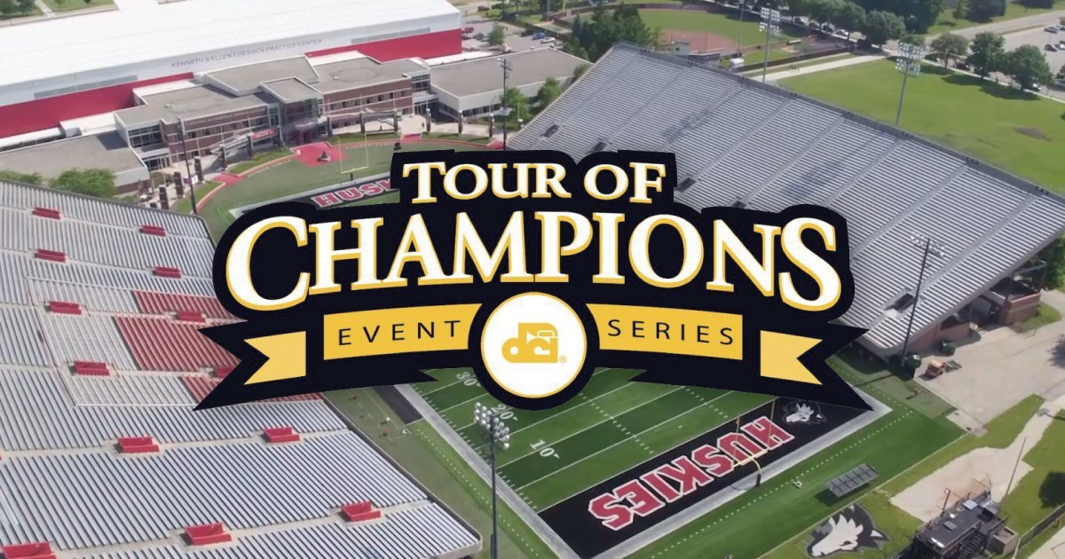 Tour of Champions DeKalb Ticket & Parking Information