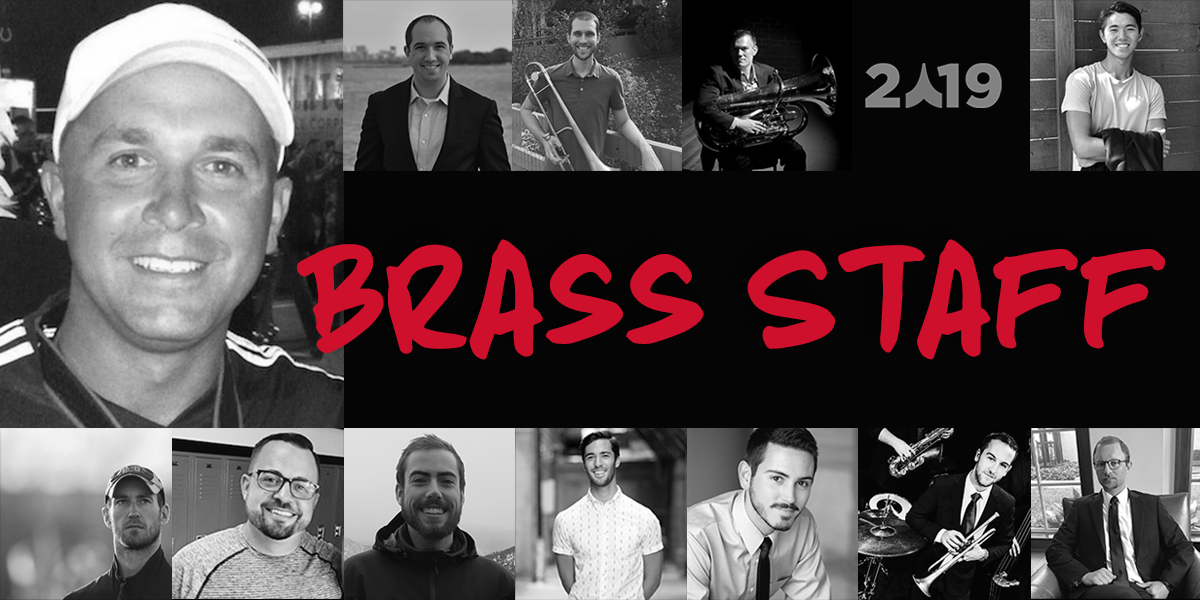 Check out the 2019 Brass Staff
