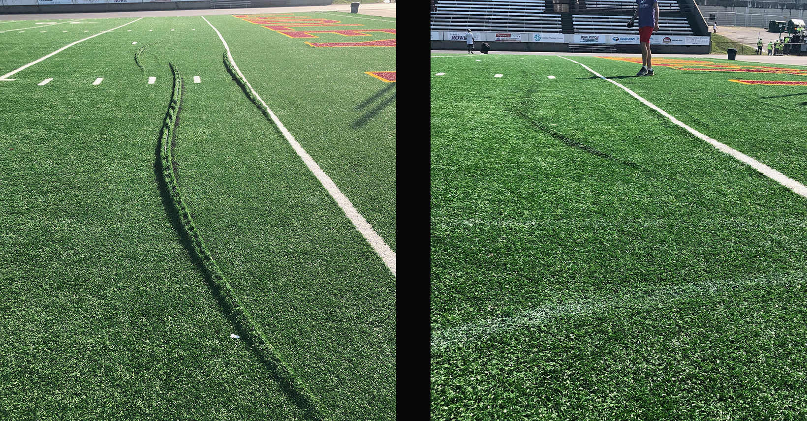 Fixed Turf