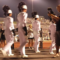 Robert Cawthorne films Phantom Regiment Drum Corps