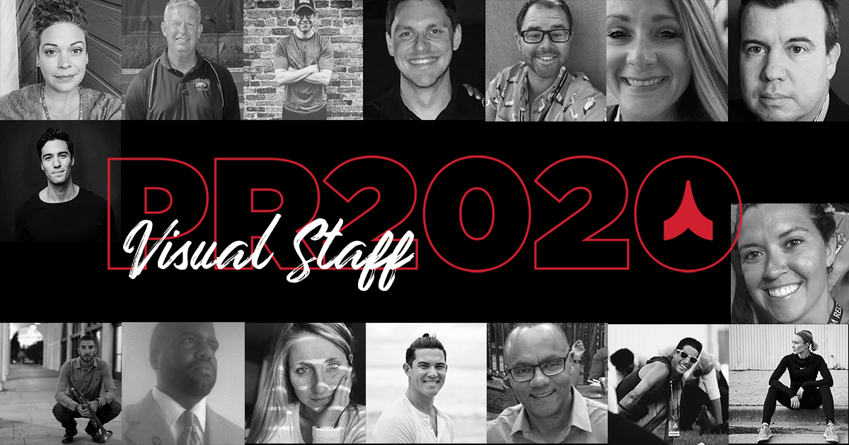 Countdown to PR2020: Meet the Visual Instructional Staff