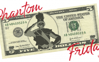 Phantom $5 Friday Header