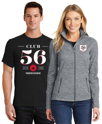 Models in Club56 Apparel