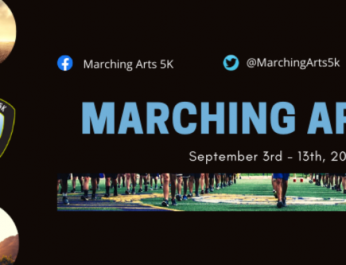 Registration Open for the Marching Arts 5k