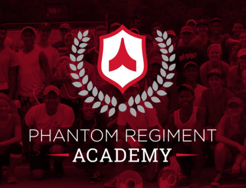 Phantom Regiment Academy introduced as umbrella over all educational programming