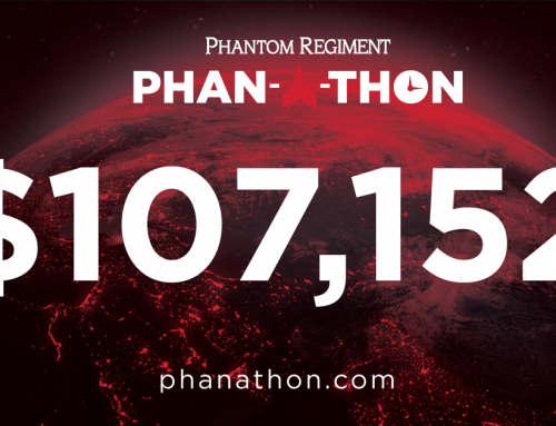 YOU DID IT! Over $100k raised during inaugural Phan-a-Thon!