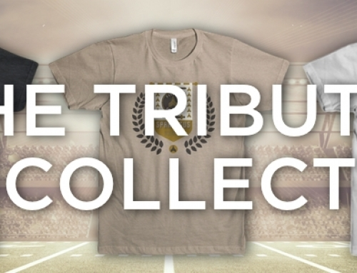 INTRODUCING THE TRIBUTE TEE COLLECTION