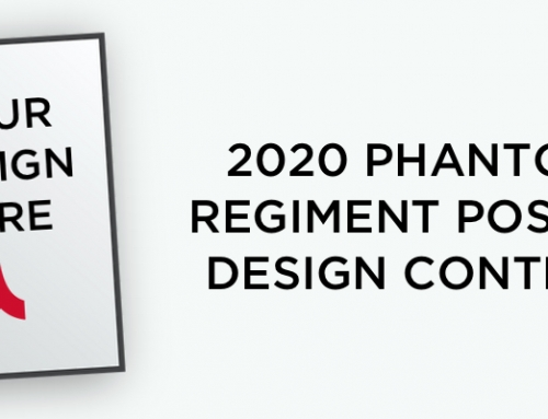 Introducing the Phantom Regiment poster design contest!