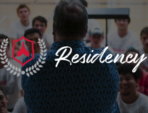 Introducing Phantom Regiment  Residency