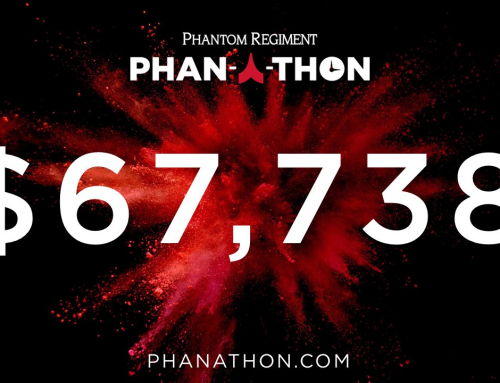 YOU DID IT! Over $65k raised during the Phan-a-Thon!
